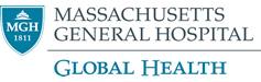 Center for Global Health | Mass General Hospital Logo