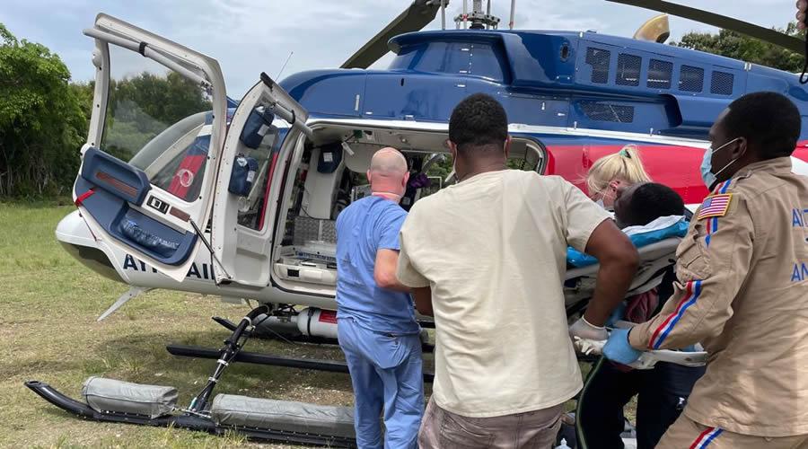 Responding in Haiti